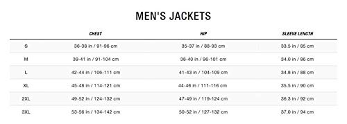 The North Face Herren Parkajacke McMurdo, tnf black, M, T0A8XZJK3 - 9