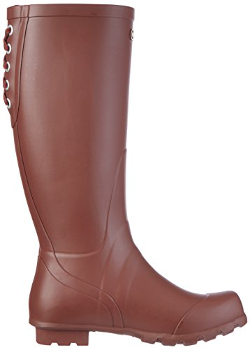 Viking Damen Ruby Gummistiefel Rot (Burgundy)