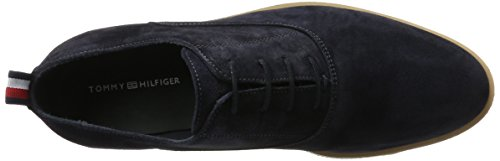 Tommy Hilfiger W2285illiam 1b, Scarpe Oxford Uomo Blu (Midnight)