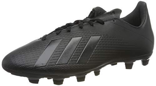 adidas Herren X 19.4 Fxg Fußballschuhe, Schwarz Core Utility Black, 40 2/3 EU