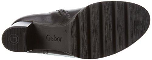 Gabor Basic, Bottes Classiques Femme Noir (Schwarz 27)