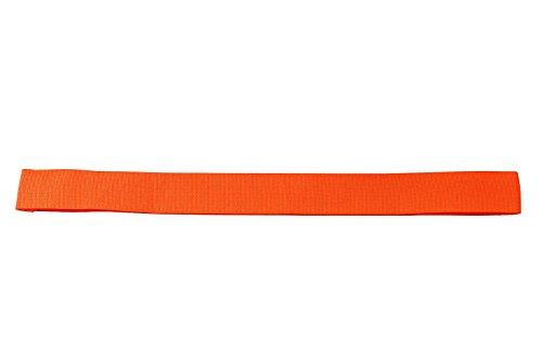 Myrtle Beach Hutband in vielfältigen Farben (orange) (Hutband)