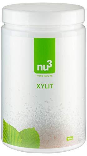 nu3 Xilitol (Cillit) - 1 kg Azúcar de abedul - Sustituto de...