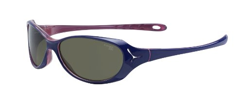 Cébé Kinder Sonnenbrille, Koala Blue Cristal Pink 1500 Grey, S