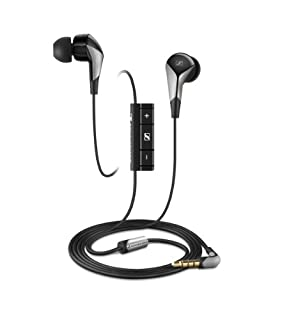 Sennheiser CX 880 i - Auriculares in-ear (Con micrófono, control remoto integrado), negro (B003WV7836) | Amazon price tracker / tracking, Amazon price history charts, Amazon price watches, Amazon price drop alerts