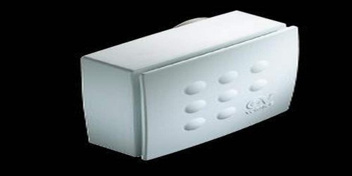 Vortice Quadro Micro 80 Mini-Abluftventilator für Absauganlagen