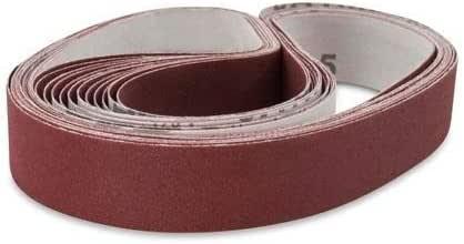 /25/x 762/mm Top in ossido di alluminio di qualit/à tedesca 5/ grana 40/nastri abrasivi
