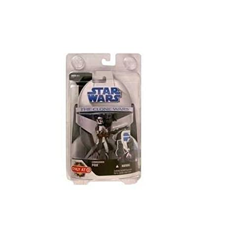 Star Wars Clone Wars Exclusive Commander Fox Figure