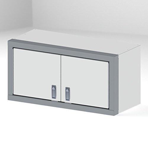 RB Komponenten 6006Hängeschrank, 40,6cm H x 35,6cm D x 81,3cm W (Aluminium-trailer-schrank)