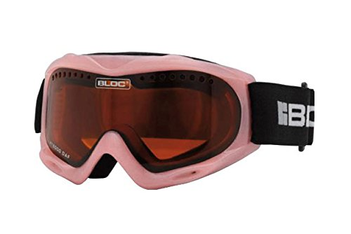 Bloc Goggles SM15 SHIMMER Pink