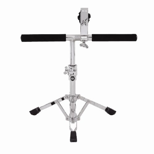 Meinl Percussion TMB-S Bongo Stand, Höhe: 31 cm - 51 cm, chrom
