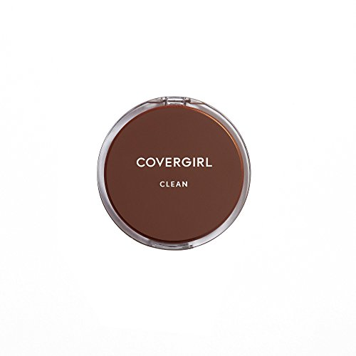 COVERGIRL - Clean Pressed Powder Natural Beige - 0.39 oz. (11 g)