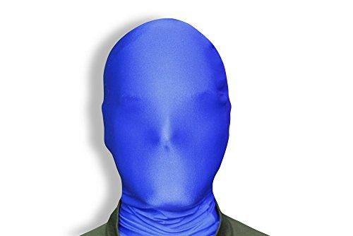 Morphsuits MMSBL - Morphmaske, blau