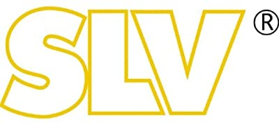 SLV LED Einbauleuchte Frame Basic | Wand- und Deckenleuchte für den Einbau | Eckig, Silbergrau, 4000K Neutralweiß | Stilvolle Wandleuchte, LED Treppen-Beleuchtung, Stufen-Licht, Treppenlicht