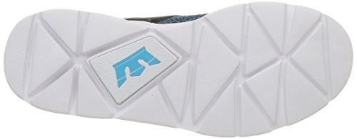 Noiz white blue Schwarz black Erwachsene Unisex Supra Sneakers Atoll 8Fqdv78xw