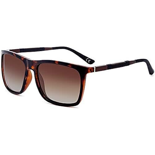 8ed1ea5269 BLEVET Gafas de Sol Polarizadas para Hombres Mujeres para Co