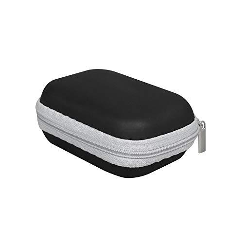Blue-Yan Hard Eva Reise Oximeter Schutzhülle Tasche Tragbarer Reißverschluss Carry Pouch Box für Fingerspitzen-Pulsoximeter Eva
