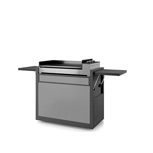 Forge Adour Chariot pour plancha Premium 75 Acier