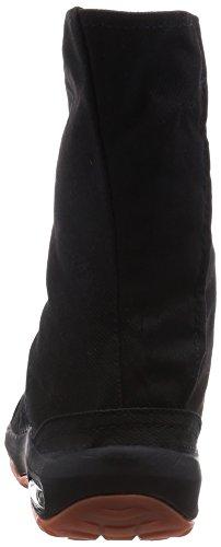 Jikatabi Schuhe mit Luftkissen (Air Jog) 6 Clips - Direkt aus Japan (Marugo) Schwarz