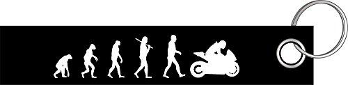 Motorrad I Evolution Schlüsselanhänger Schlüsselband Keyholder Lanyard
