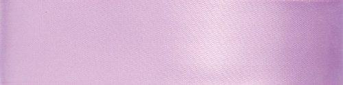 Culpitt THISTLE PURPLE 25MM x25M Double Faced Satin Ribbon Cake Decoration Craft Purple Thistle
