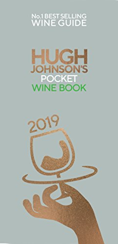 Hugh Johnson's Pocket Wine Book 2019 (English Edition)
