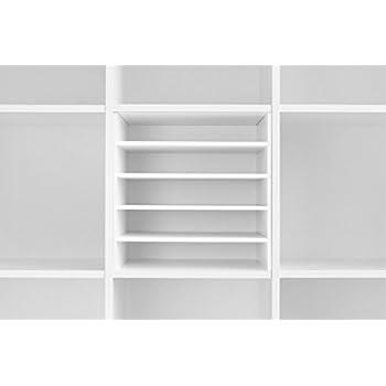 Postfach Regaleinsatz für Ikea Expedit Regal (weiß): Amazon.de ...