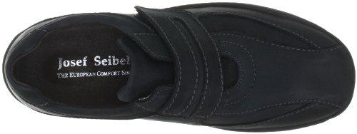 Josef Seibel Schuhfabrik GmbH Arthur 17122 81 600, Chaussures basses homme Noir (Schwarz 600)