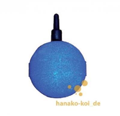 10 X Belüfterstein blau Luftausströmer Kugeln Ø50mm