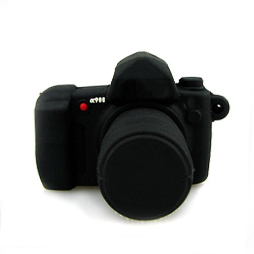 818-shop no50400080016 usb pendrive (16 gb) macchina fotografica della foto apparato corpo nero