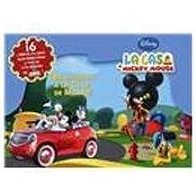 Bienvenidos a la casa de Mickey/ Welcome to the Mickey Mouse Club House (Disney Seis libros en uno)