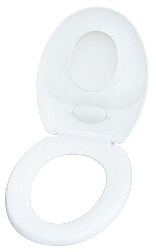 Cornat WC-Sitz Family Comfort mit 3-fach Absenkautomatik-weiß - 3