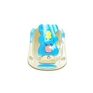 Aiming 9 Colors Sponge Baby Bath Mat Non-slip Sponge Mat Anti-skid Bathtub Infant Bath Pad Newborn Seat for Baby Care