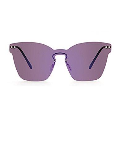 Ein Stück Verbundenes Objektiv Personalisierte Sonnenbrille Weibliche Mode Sonnenbrille Tourismus Urlaub Brillen ( farbe : 3 )