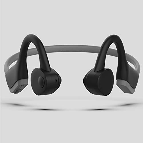 Zlywj Auricolari Bluetooth Cuffie Bluetooth 5.0 Cuffie per Conduzione Ossea Auricolari Sportivi Wireless Auricolari Vivavoce