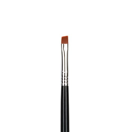 Sigma Abgeschrägter Eyeliner-Pinsel SS266/E65 - Kosmetikpinsel - Schwarz (Small Angle Brush)