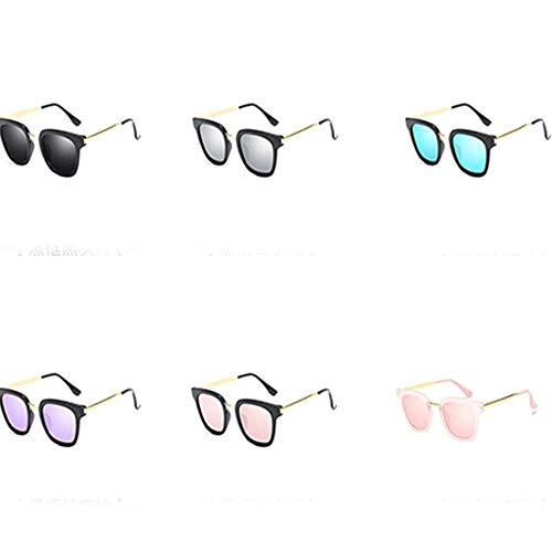 XHCP Frauen Klassische Sonnenbrille Polarisierte Sonnenbrille Objektiv Sonnenbrille Fashionwear Pop Sonnenbrille (Farbe: A)
