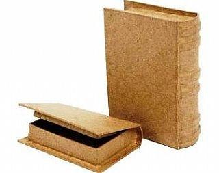 2-mini-book-shape-paper-mache-boxes-6x9x2cm-8x11x25cm-papier-mache-boxes