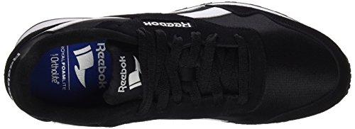 Reebok - Bs7966, Scarpe sportive Uomo Nero (Black/white)