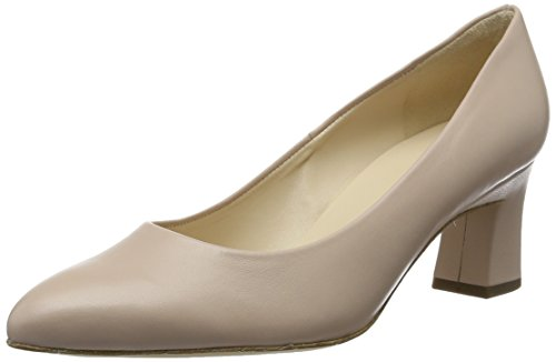 Peter Kaiser Damen Marie Pumps Beige (powder Samoa 058)