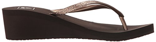 Reef Krystal Star, Tongs Femmes Marron (Bronze)