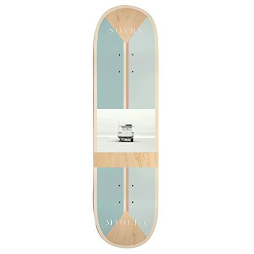 "Sovrn Zuma Alex Midler 8.0"" Skateboard Deck"
