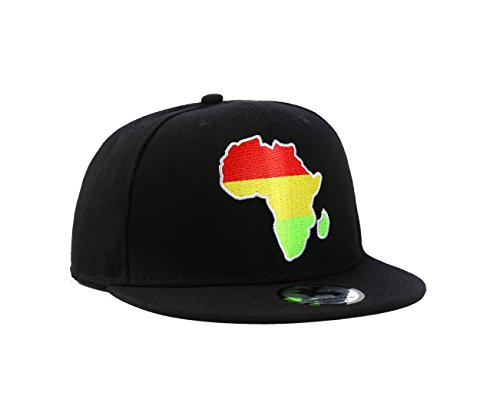 Underground Kulture Afrika Snapback schwarze ()