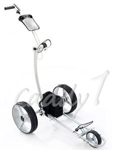 Elektro Golf Trolley CADDYONE 500, 300W, 22 Ah-Akku