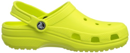 Crocs Classic, Sabots Mixte Adulte Jaune (Citrus)