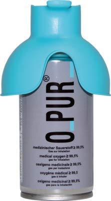 O PUR Sauerstoff Dose Spray 2 l