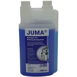 Juma® Nettoyant pour mousse de lait 1000ML-Nettoyant pour Machines à Café, Lait äum, les machines à Chantilly en Soft Glace
