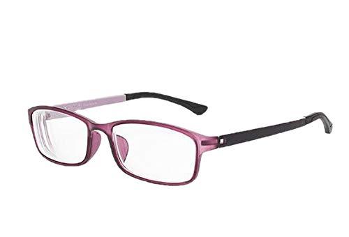 Keephen Myopie Brille 50-600 Grad Myopie Männer Frauen Ultra-Light Gläser haben einen Grad Myopie Studenten(Diese sind nicht lesebrille)