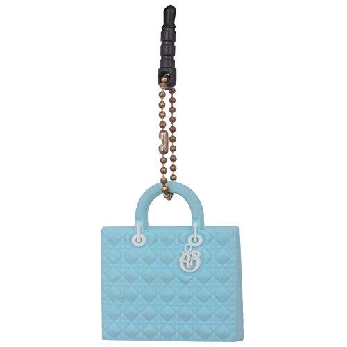 Stylisda Plastic Light Blue Dior handbag Dust Plug Light Blue