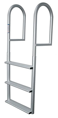 jif-marine-djv3-3-step-stationary-dock-ladder-anodized-aluminum-by-jif-marine